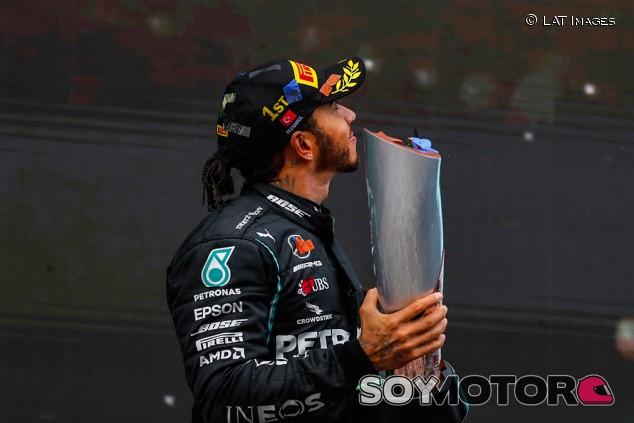 Power Rankings 2020: Hamilton, el mejor de Turquía; Sainz, tercero - SoyMotor.com
