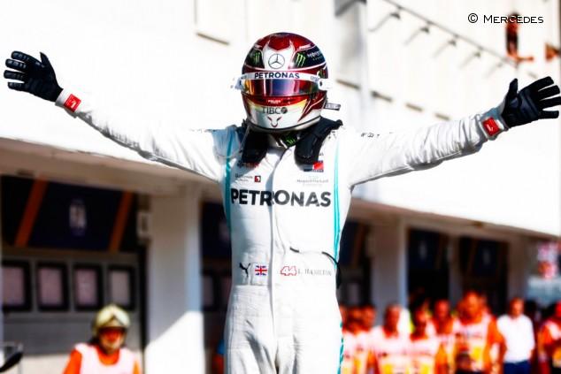 Hamilton puede celebrar su sexto título en Japón o México - SoyMotor.com