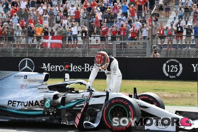 """Hamilton, tras su error en Alemania: """"Soy humano"""" - SoyMotor.com"""