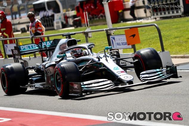 Mercedes ya piensa en empezar a trabajar en el coche de 2020 - SoyMotor.com