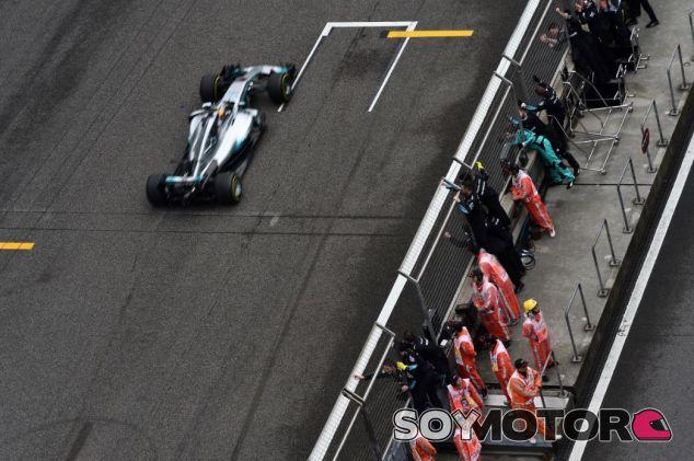 Hamilton ganó la carrera con comodidad - SoyMotor