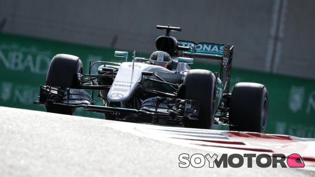 Hamilton lo intentará todo para ganar - SoyMotor