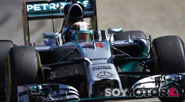 Hamilton renovará con Mercedes después de Abu Dabi - LaF1.es
