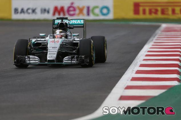 No solo por Rosberg, Hamilton también fue superado en México por ambos Red Bull - LaF1