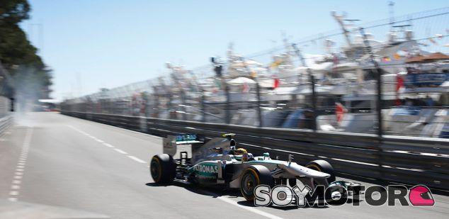 Mercedes espera tener a los rivales más cerca en Mónaco