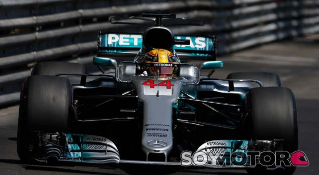 Mercedes en el GP de Canadá F1 2017: Previo - SoyMotor.com