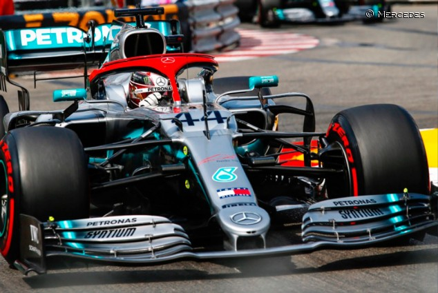 """Hamilton ve margen de mejora: """"Mi rendimiento ha sido normal y corriente"""" - SoyMotor.com"""