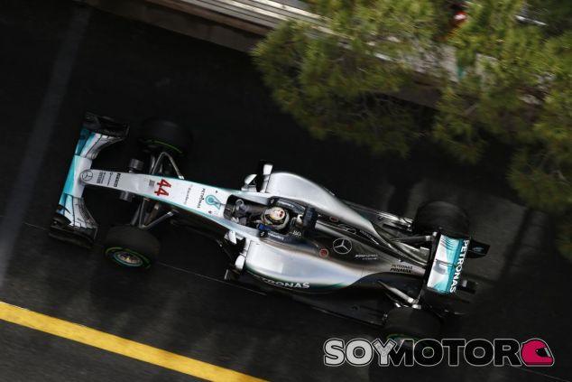 Lewis Hamilton en Mónaco - LaF1.es