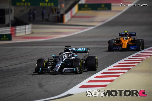 "Norris: ""Quedan dos años para que podamos luchar con Mercedes"" - SoyMotor.com"