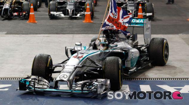 Lewis Hamilton, ¿un chico malo?