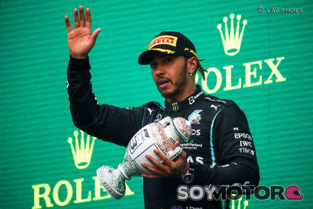 Hungría agita el Mundial: Lewis Hamilton, nuevo líder - SoyMotor.com