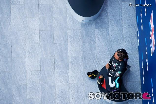 Mercedes en el GP de Rusia F1 2020: Domingo - SoyMotor.com