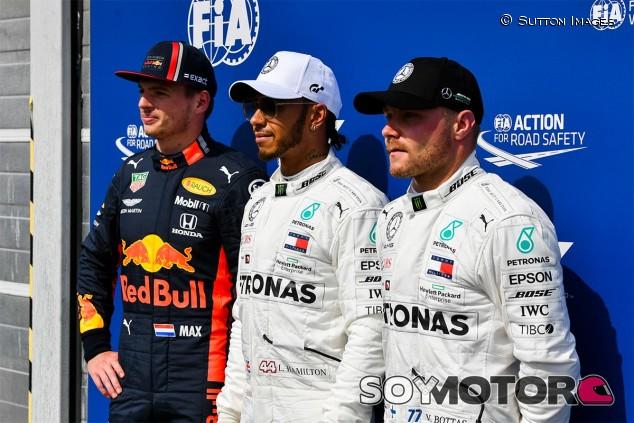 Los tres pilotos más rápidos de la clasificación del GP de Alemania F1 2019 - SoyMotor