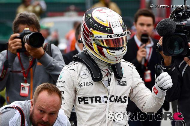 Pole Position de Lewis Hamilton en Canadá - SoyMotor