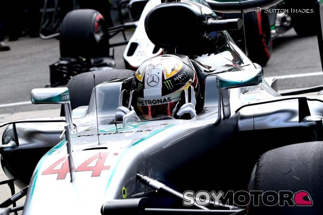 Lewis Hamilton consigue la Pole en Italia - SoyMotor