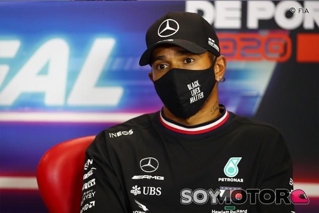 """Hamilton, en un mar de dudas: """"¿Quiero seguir otros tres años?""""  - SoyMotor.com"""