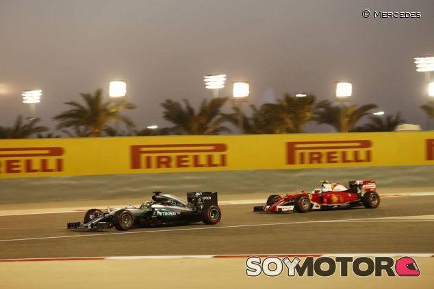 Ferrari ya está muy lejos de Mercedes en el Campeonato - LaF1