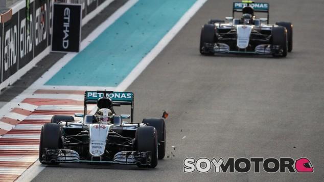 Hamilton todavía puede ser sancionado por Mercedes - SoyMotor