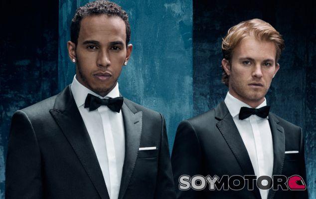 """Hamilton sobre Rosberg: """"Antes éramos mejores amigos que ahora"""" - LaF1.es"""
