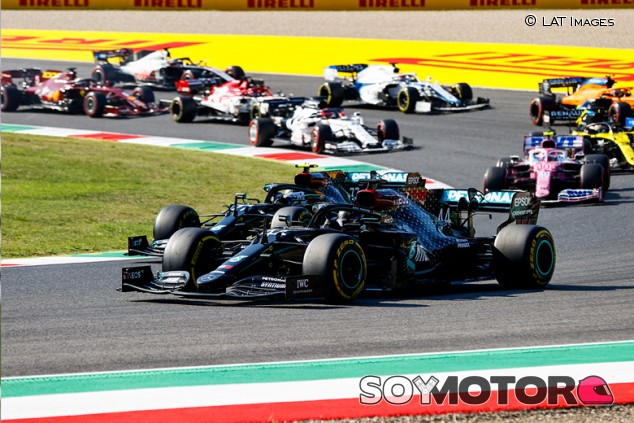 La F1 baraja Mugello y Nürburgring si fallan Singapur y Japón - SoyMotor.com