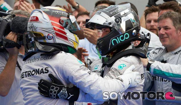 """Alain Prost: """"Hamilton y Rosberg pueden llevarse bien"""" - LaF1.es"""