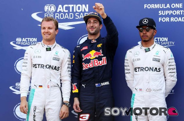 Ricciardo ha conseguido la primera Pole Position de la temporada para Red Bull - LaF1