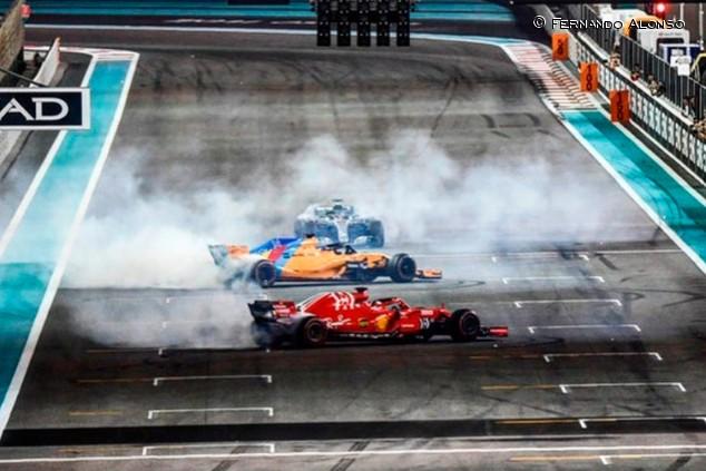 """Alonso insiste en su """"hasta luego"""" a la F1 un año después de irse - SoyMotor.com"""