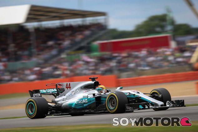 Mercedes en el GP de Hungría F1 2017: Previo - SoyMotor.com