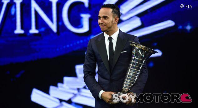 Hamilton cree que podrá luchar por defender el título mundial