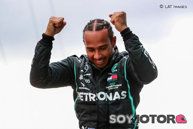 Brawn receta a los 'haters' de Hamilton ver el GP de Turquía  - SoyMotor.com