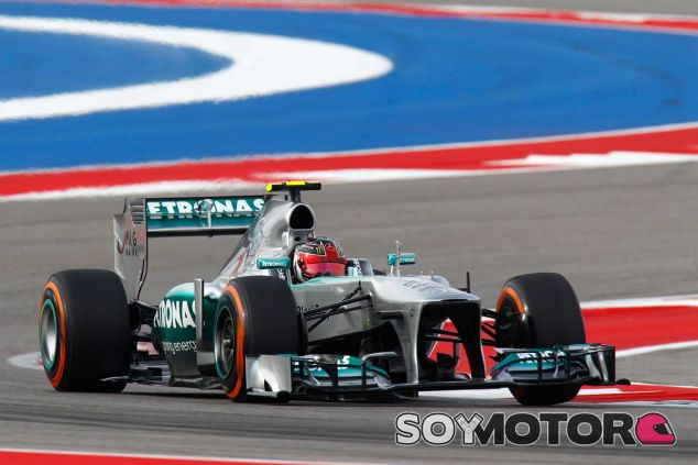Lewis Hamilton en el Circuito de las Américas - LaF1