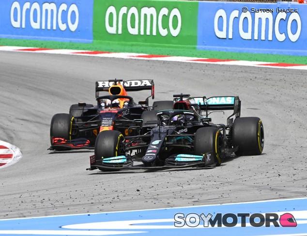Mercedes vuelve a doblegar a Red Bull por estrategia... como en Hungría 2019 - SoyMotor.com