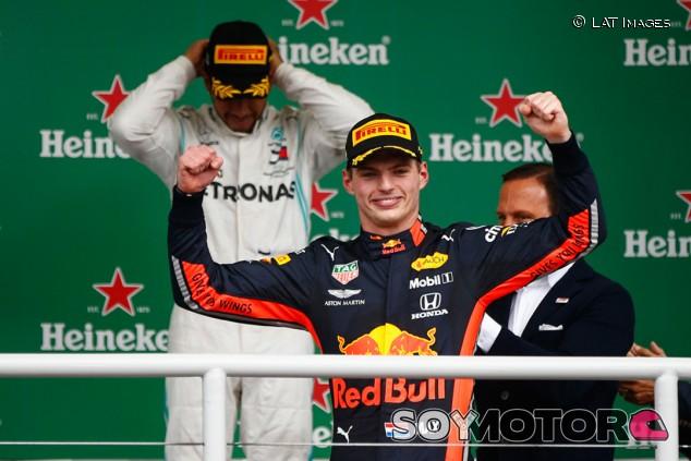 Un calendario más corto beneficiará a Verstappen, según Rosberg - SoyMotor.com