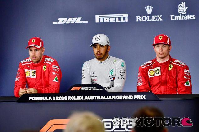 Rueda de prensa del GP de Australia - SoyMotor