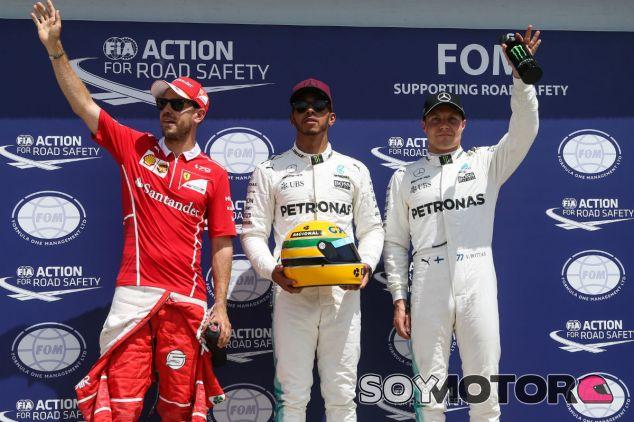Hamilton iguala a Senna con la Pole de Canadá, Alonso 12º y Sainz 13º - SoyMotor.com