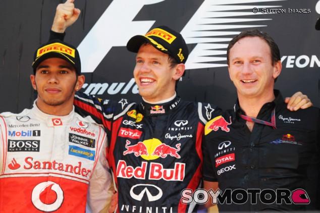 "Red Bull no quiere ni a Hamilton ni a Vettel: ""No encajan"" - SoyMotor.com"