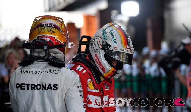 """Hamilton asegura que tiene """"el doble de hambre"""" de ganar títulos - SoyMotor.com"""