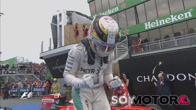 GP de Canadá F1 2016: Carrera Minuto a Minuto