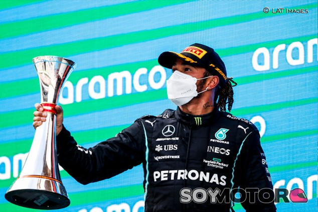 GP de España F1 2021: Carrera Minuto a Minuto - SoyMotor.com