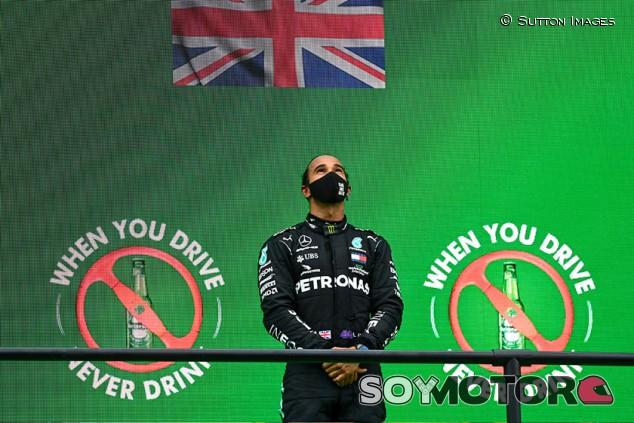 """Hamilton: """"Hay días en los que no siento que sea bueno"""" - SoyMotor.com"""