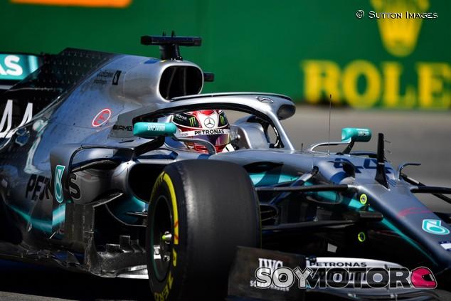 Mercedes en el GP de Canadá F1 2019: Viernes - SoyMotor.com