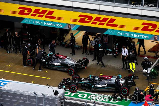 Hamilton, la presión... y el error - SoyMotor.com