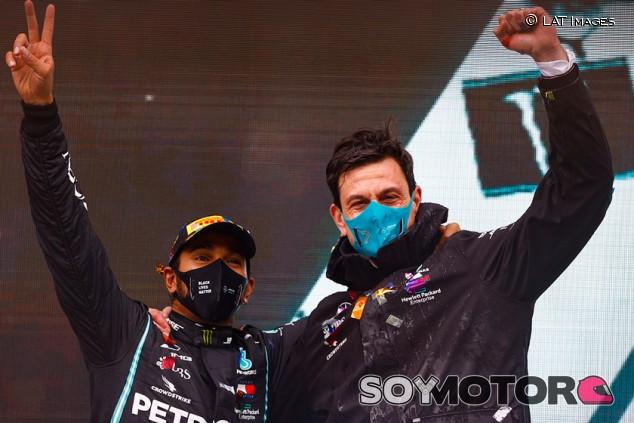 Mercedes en el GP de Turquía F1 2020: Domingo - SoyMotor.com