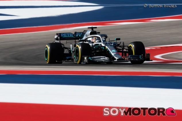 Mercedes en el GP de Estados Unidos F1 2019: Viernes – SoyMotor.com