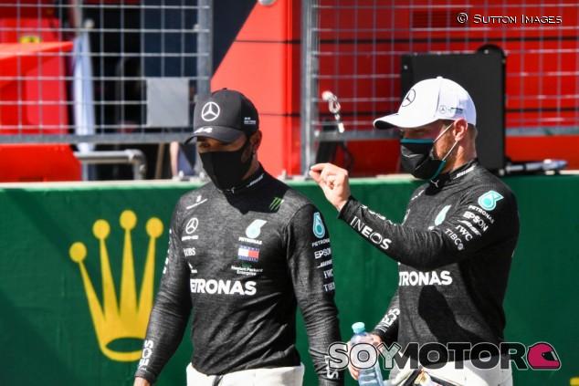 """Hamilton, feliz por el doblete: """"Demostramos que somos los mejores"""" - SoyMotor.com"""