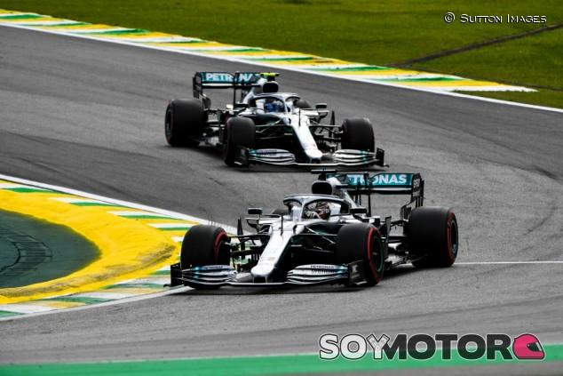 Mercedes en el GP de Brasil F1 2019: Sábado – SoyMotor.com