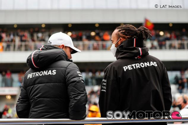El dato: Mercedes ha liderado 19 de las últimas 441 vueltas - SoyMotor.com