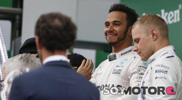 """Wolff: """"Realmente creo que Bottas puede hacerle sudar a Hamilton"""" - SoyMotor.com"""