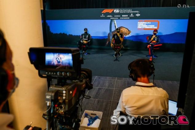 GP de Estiria F1 2020: rueda de prensa del domingo - SoyMotor.com
