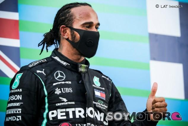 """Hamilton, cuarta victoria seguida en Barcelona: """"Me siento muy bien"""" - SoyMotor.com"""